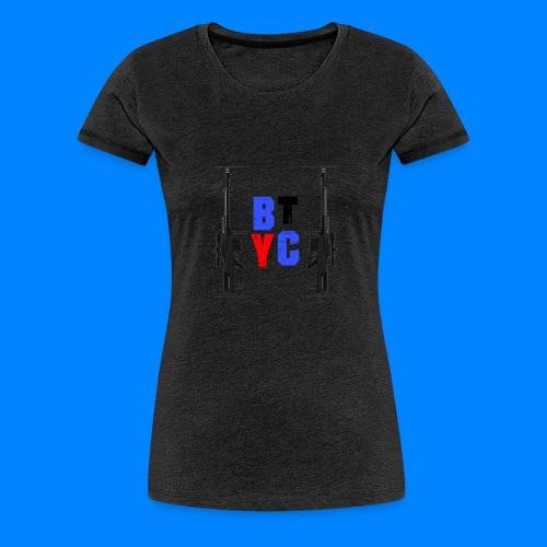 Blurixincommander YT AS50 Logo - Frauen Premium T-Shirt