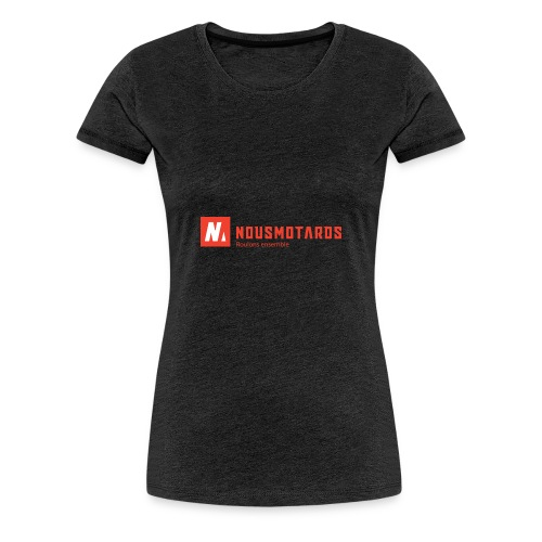 NMKEY - T-shirt Premium Femme