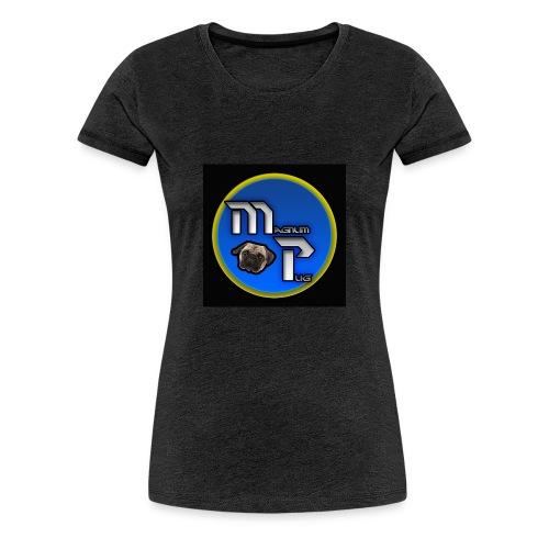 MagnumPug channel - Women's Premium T-Shirt