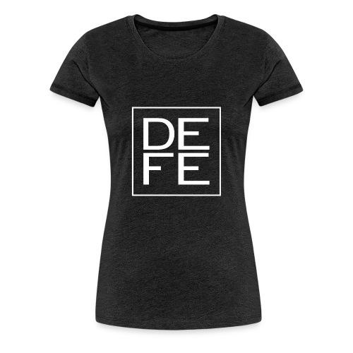 defelogo - Women's Premium T-Shirt