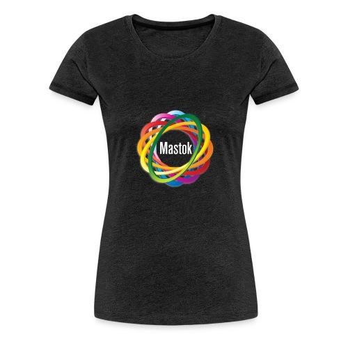 Mastok's Logo - Frauen Premium T-Shirt