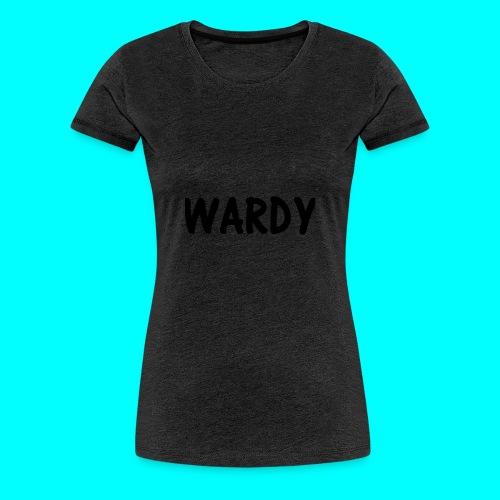 Wardy - Women's Premium T-Shirt