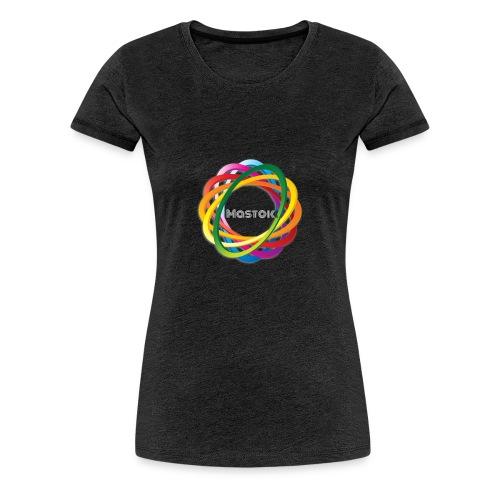 Mastok`s Logo - Frauen Premium T-Shirt