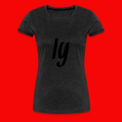 Iy - Women's Premium T-Shirt