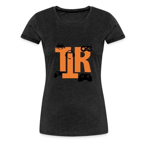 ttr streams - Women's Premium T-Shirt