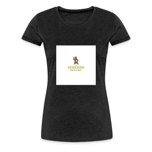 Victor Duruy 2 - T-shirt Premium Femme