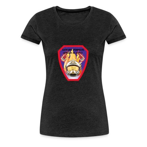 logo aspm - T-shirt Premium Femme
