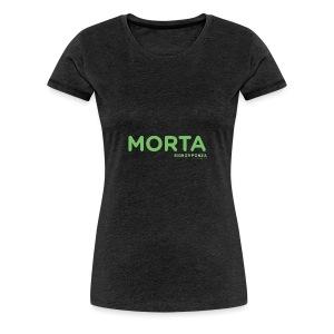MORTA - Maglietta Premium da donna
