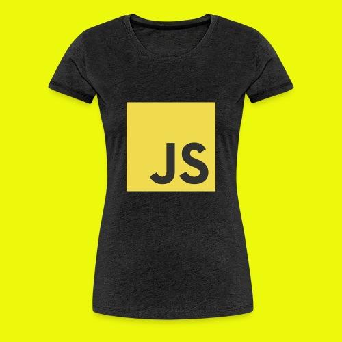 Js - T-shirt Premium Femme