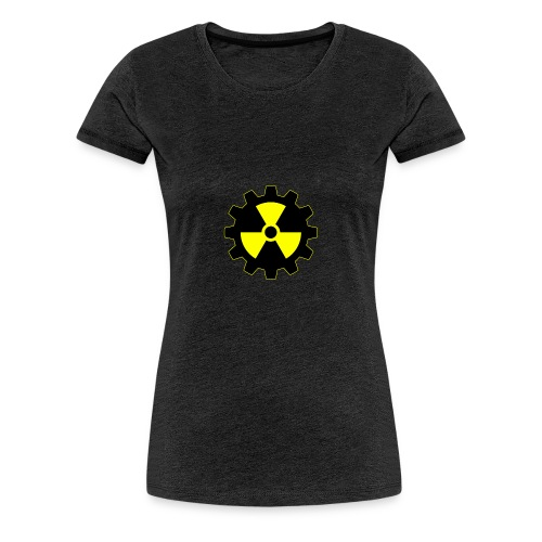 Dominik Software Logo - Frauen Premium T-Shirt