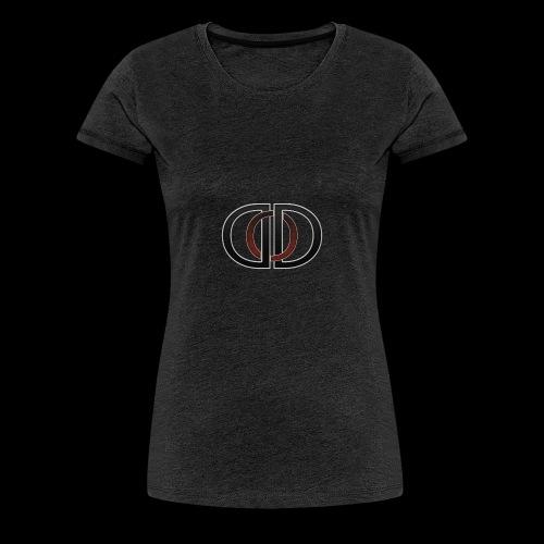 DoD Logo Vorlage - Frauen Premium T-Shirt