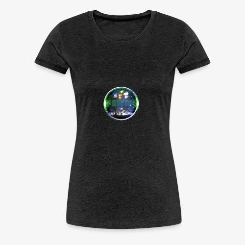 PRIMON Logo - Frauen Premium T-Shirt