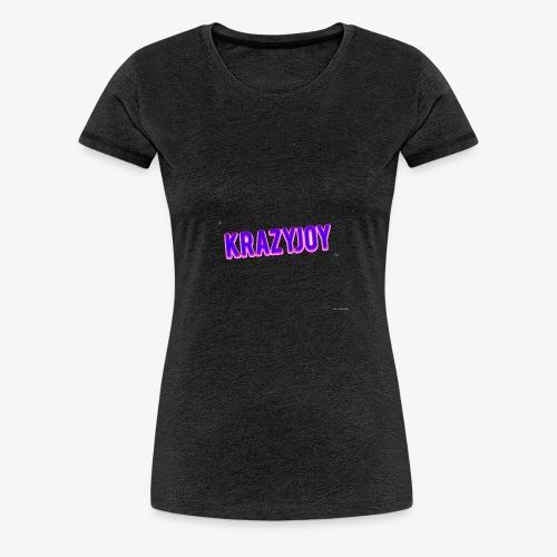 KrazyJoy - Women's Premium T-Shirt