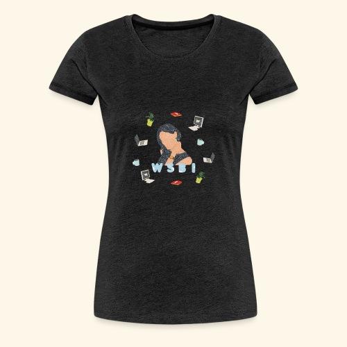 W/S/B/I - Frauen Premium T-Shirt
