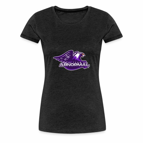 Abnormal Esports - Premium-T-shirt dam