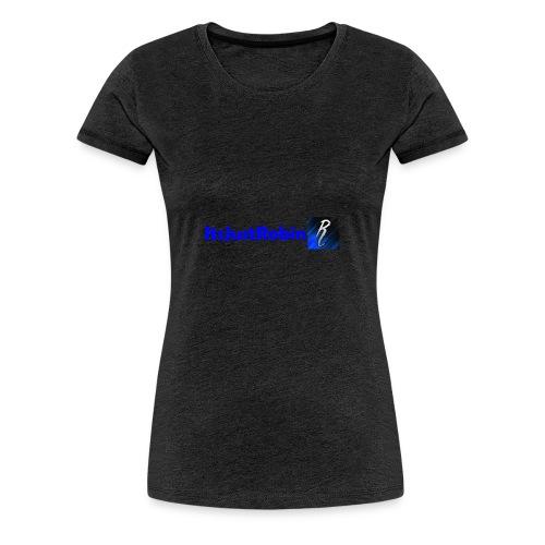 Eerste design. - Women's Premium T-Shirt