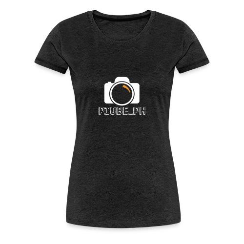 PiubePH - Maglietta Premium da donna