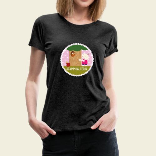 Stammhalterin - Frauen Premium T-Shirt