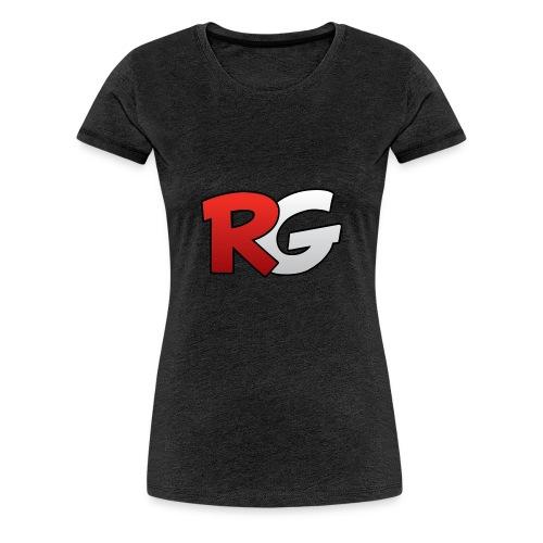 Gymtas - Vrouwen Premium T-shirt