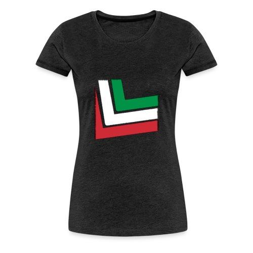 T-shirt Italia - Maglietta Premium da donna