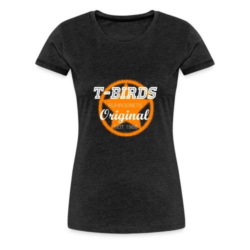 T-Birds1988 dunkel - Frauen Premium T-Shirt