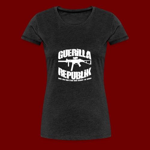 Gourillia Republik - Frauen Premium T-Shirt
