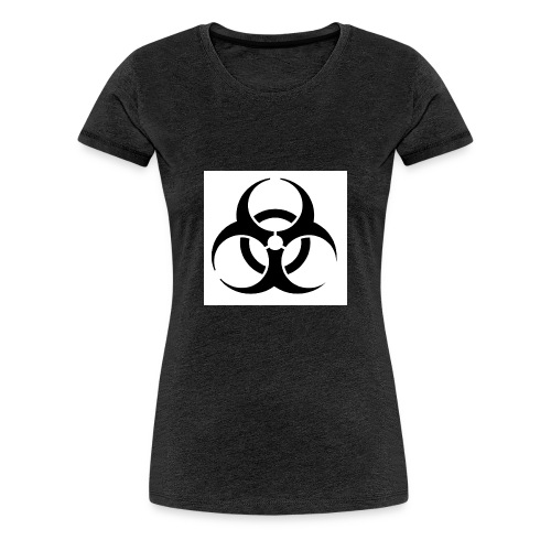 BIOHAZARD - Camiseta premium mujer