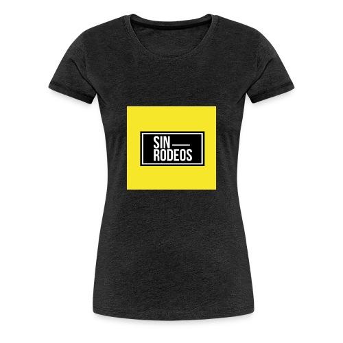 SINRODEOS T-Shirt - Camiseta premium mujer