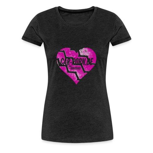 CarPorn Logo - Frauen Premium T-Shirt
