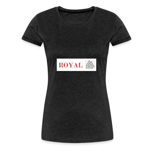 ROYAL2017 - Vrouwen Premium T-shirt