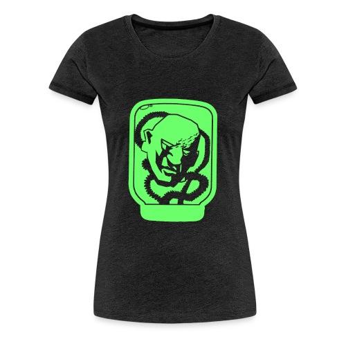 Head in a jar - Premium-T-shirt dam