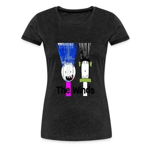 The Winds - Women's Premium T-Shirt