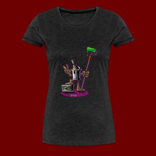 Kannen Boy - Frauen Premium T-Shirt