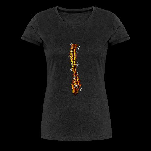 Espina Vertebral - Maglietta Premium da donna