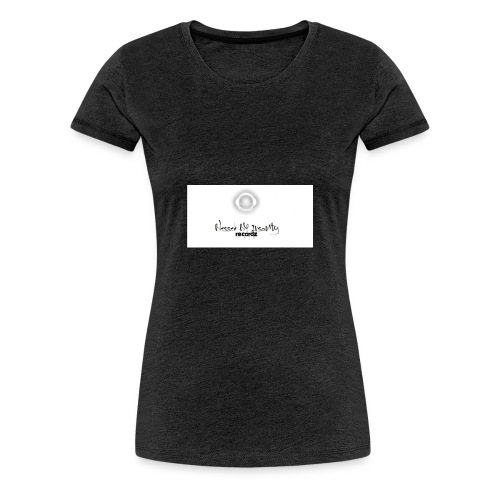 Blessed by Insanity - Vrouwen Premium T-shirt