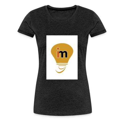 Ideeinmovimento - Maglietta Premium da donna