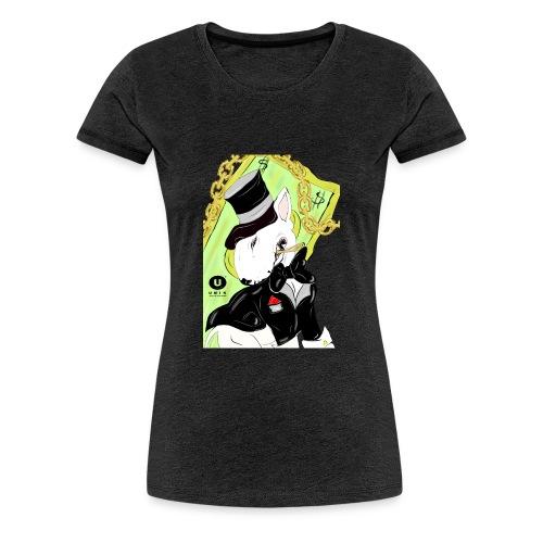MAFIA BULL TERRIER - Maglietta Premium da donna