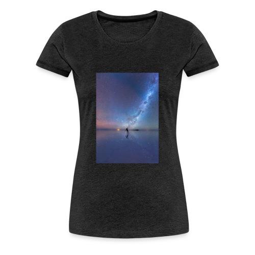 Człowiek i kosmos 6s Plus - Koszulka damska Premium