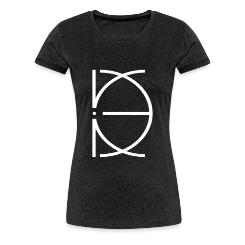 CRONE BLACK - Frauen Premium T-Shirt