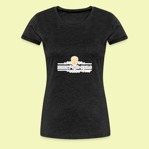 Logo NtnBeauty - Frauen Premium T-Shirt