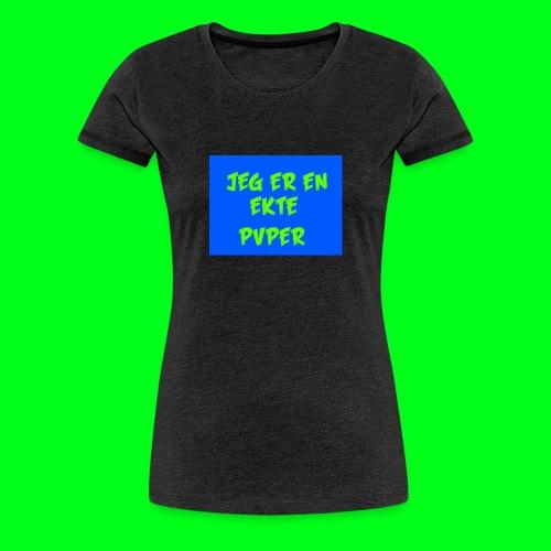 GotPvpGeneseren - Premium T-skjorte for kvinner