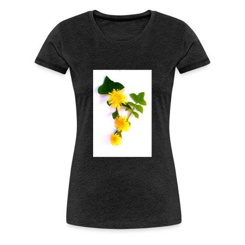 Margaritas 3d by The Cat Project - Camiseta premium mujer