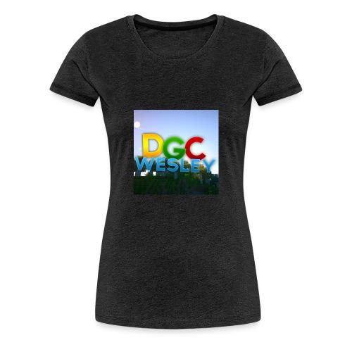 DGC - Vrouwen Premium T-shirt