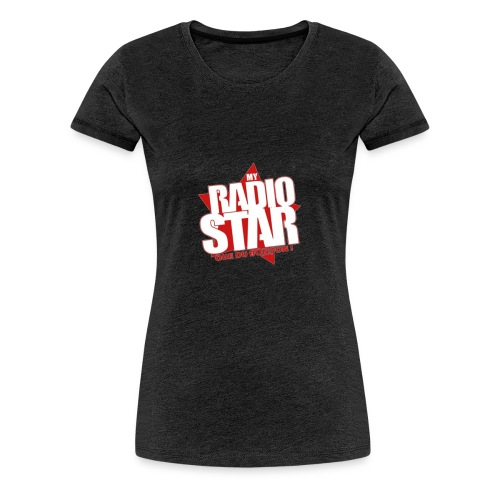 MRS STORE - T-shirt Premium Femme