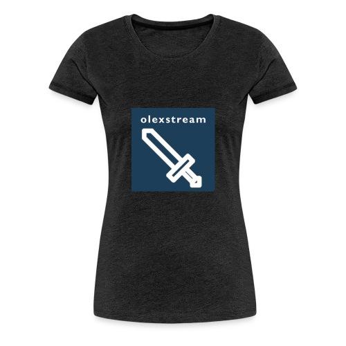 Olexstream - Frauen Premium T-Shirt