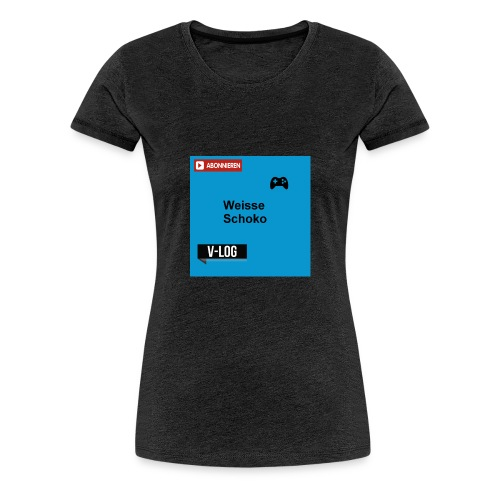 LOGO MERCH - Frauen Premium T-Shirt