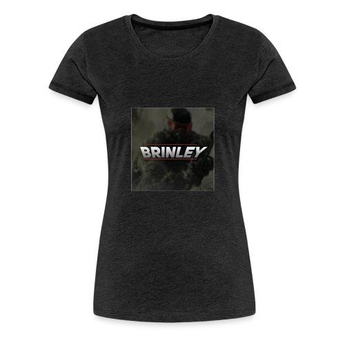 HypersonicBrinleyLogo - Women's Premium T-Shirt