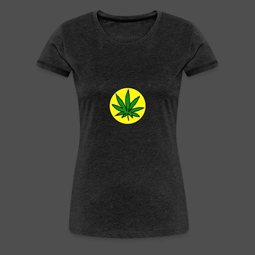 Dayweed_inc_logo - Dame premium T-shirt