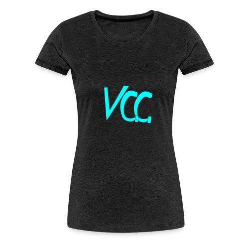 VGG Merch - Vrouwen Premium T-shirt