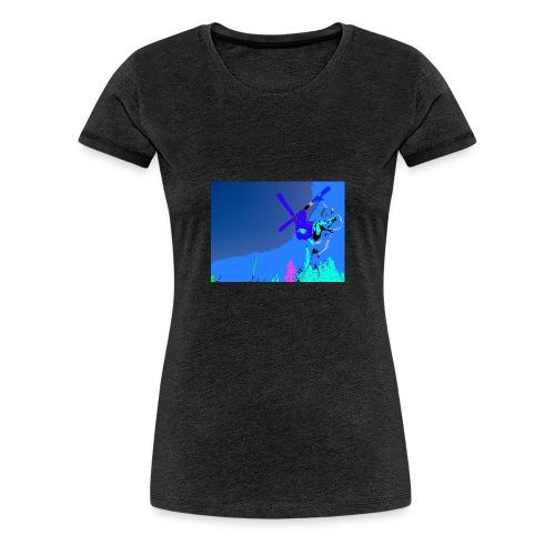 mortens_twintiper - Premium T-skjorte for kvinner